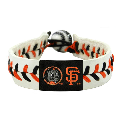 San Francisco Giants Bracelet Mascot