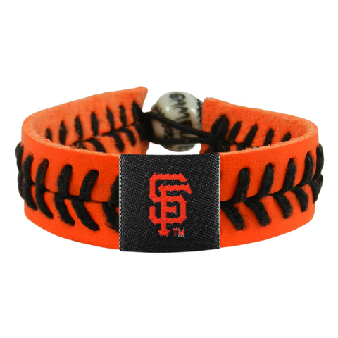 San Francisco Giants Team Color Gamewear Bracelet