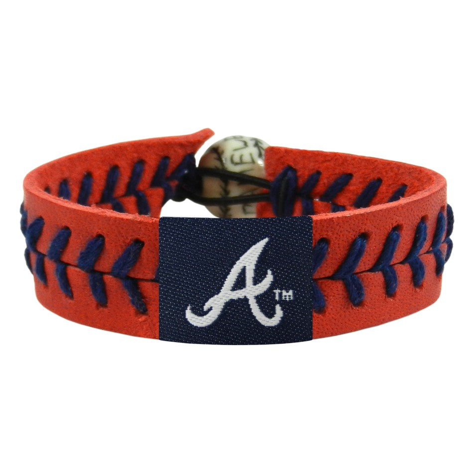 Atlanta Braves Bracelet Team Color