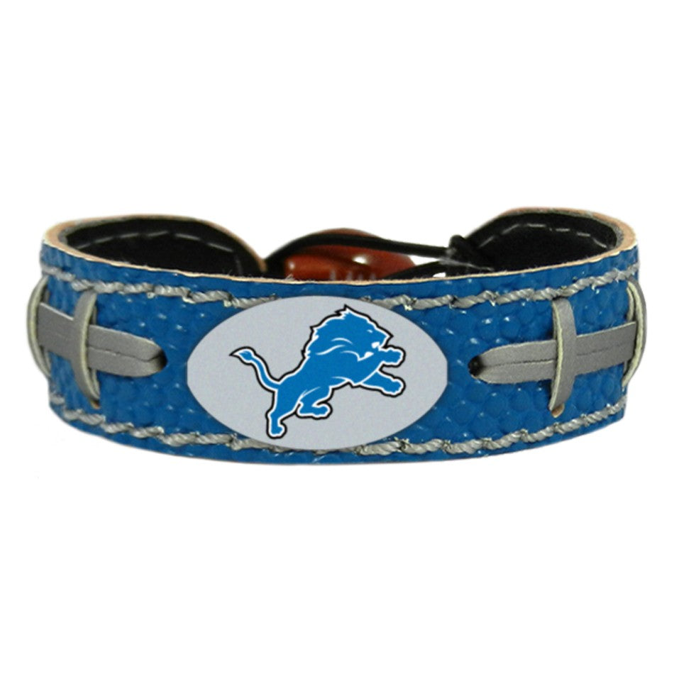 Detroit Lions Bracelet Team Color