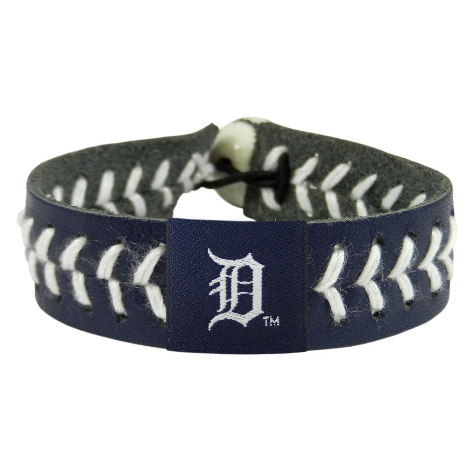Detroit Tigers Bracelet Team Color
