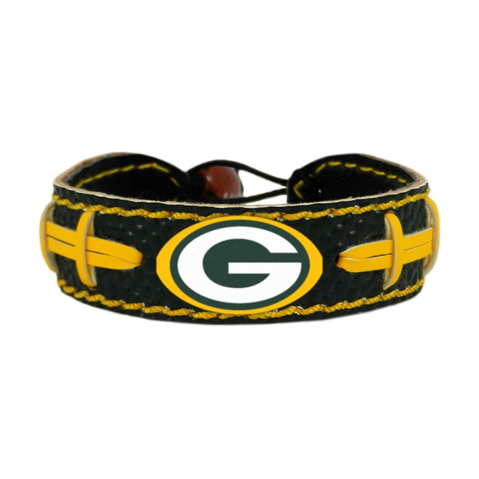 Green Bay Packers Bracelet Team Color
