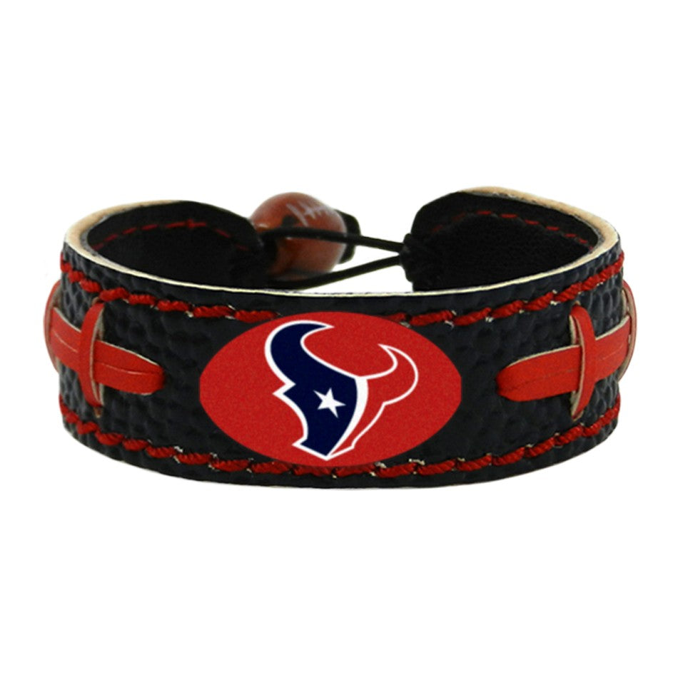 Houston Texans Bracelet Team Color