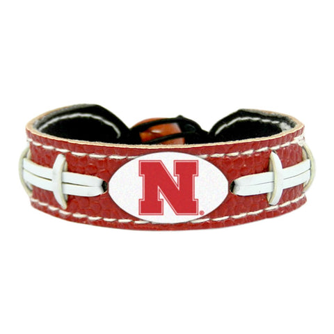 Nebraska Cornhuskers Bracelet Team Color