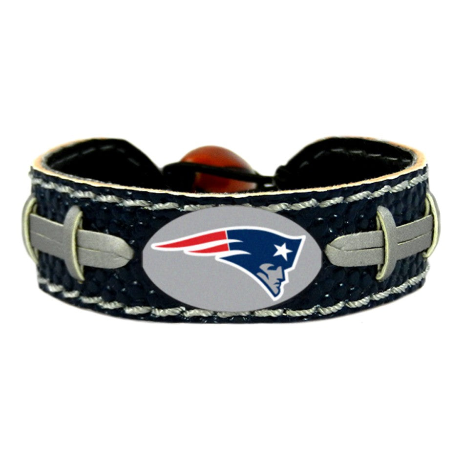 New England Patriots Bracelet Team Color