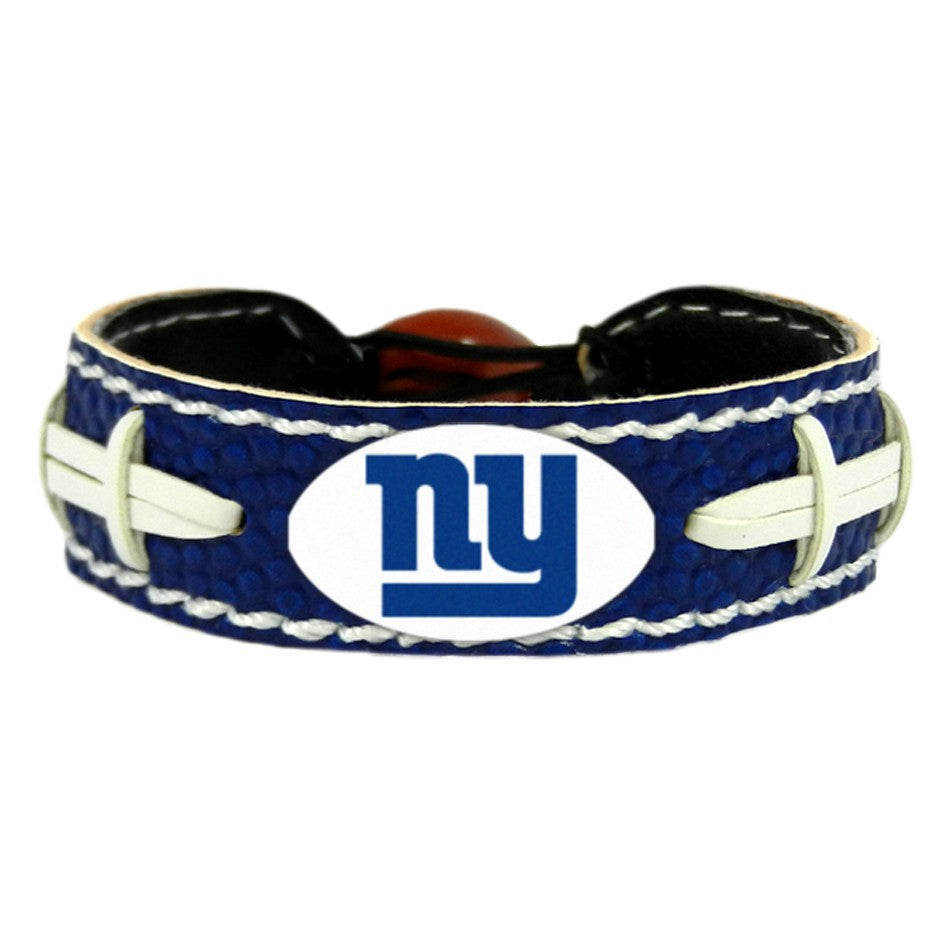 New York Giants Bracelet Team Color