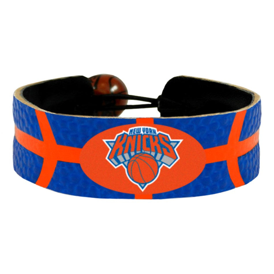 New York Knicks Bracelet Team Color