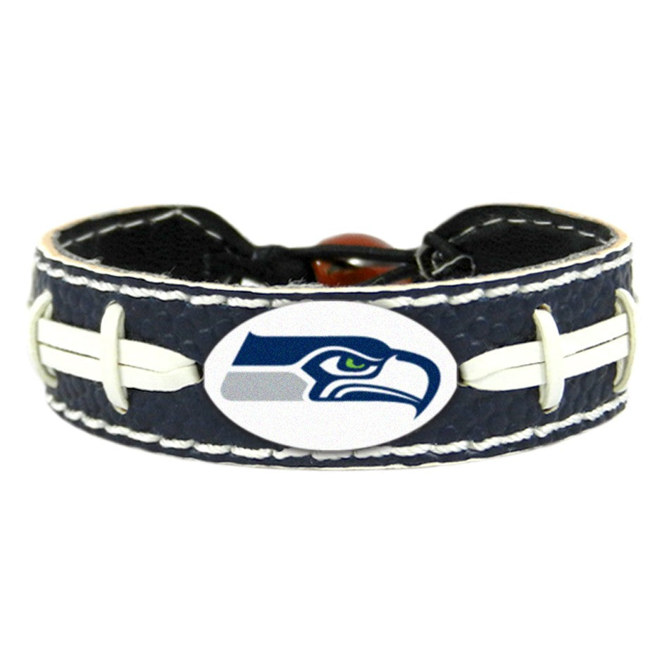 Seattle Seahawks Bracelet Team Color