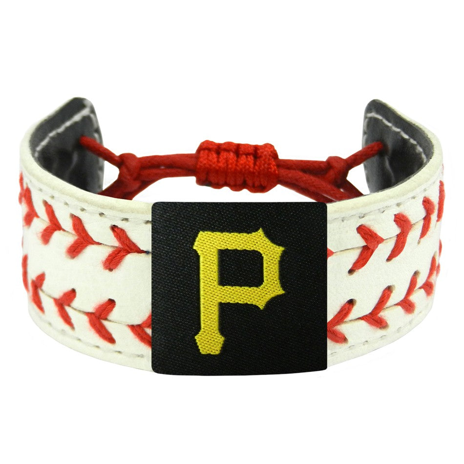 Pittsburgh Pirates Bracelet Two Seamer