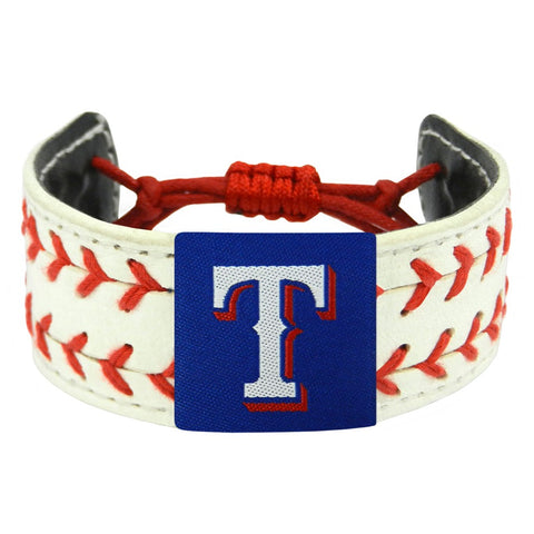 Texas Rangers Bracelet Two Seamer