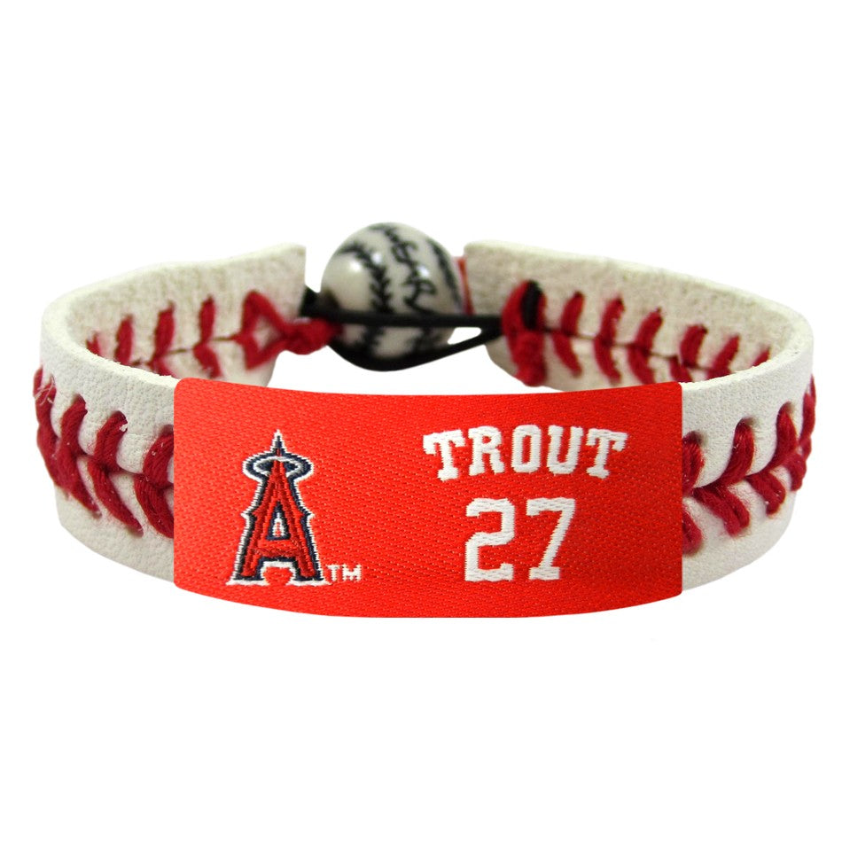 Los Angeles Angels Bracelet Classic Player