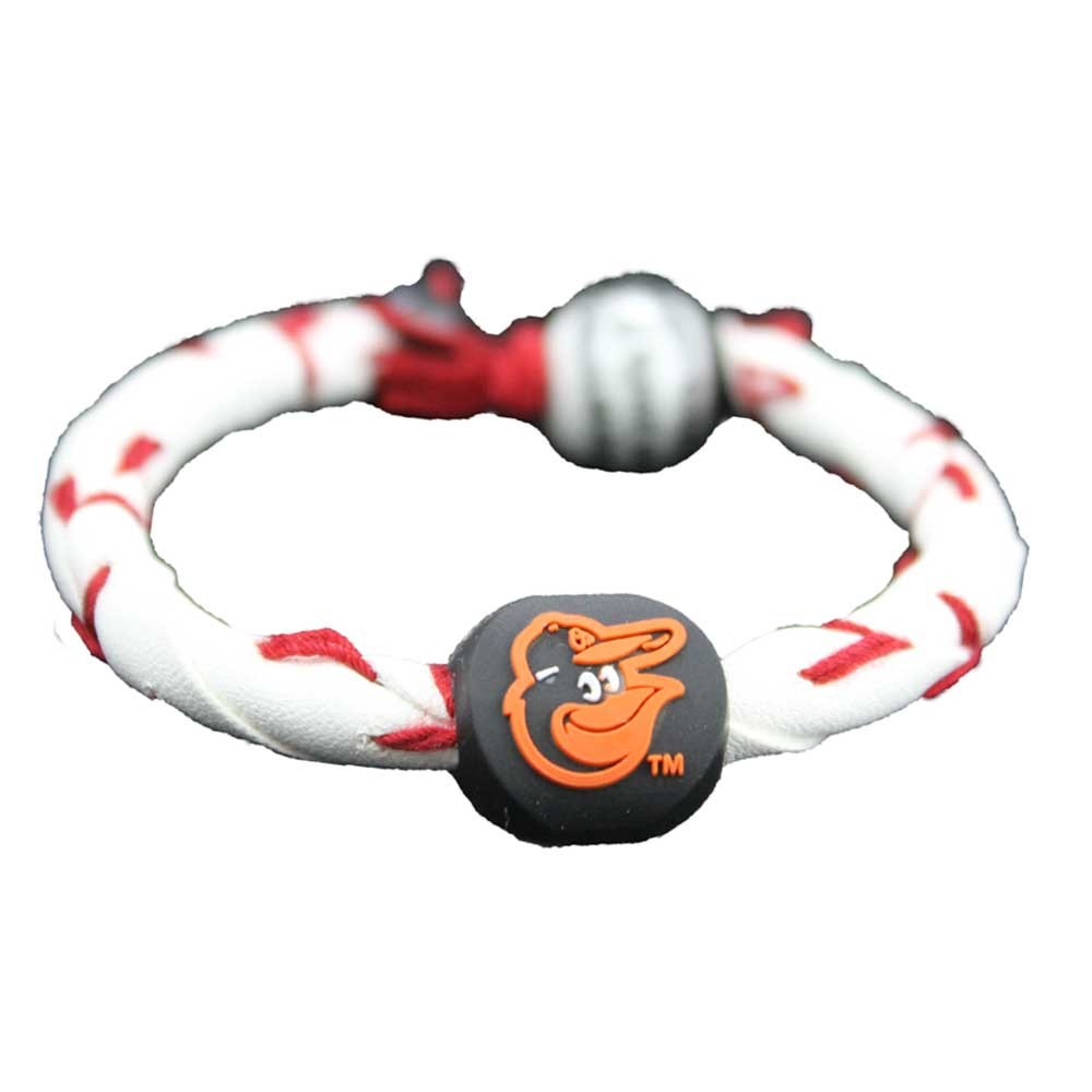 Baltimore Orioles Frozen Rope Bracelet TC