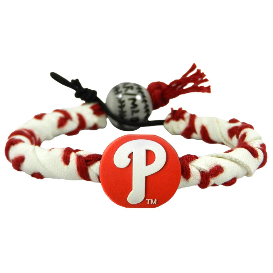 Philadelphia Phillies Frozen Rope Bracelet