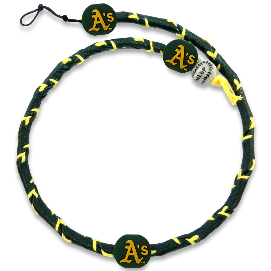 Oakland Athletics Frozen Rope Neck TC