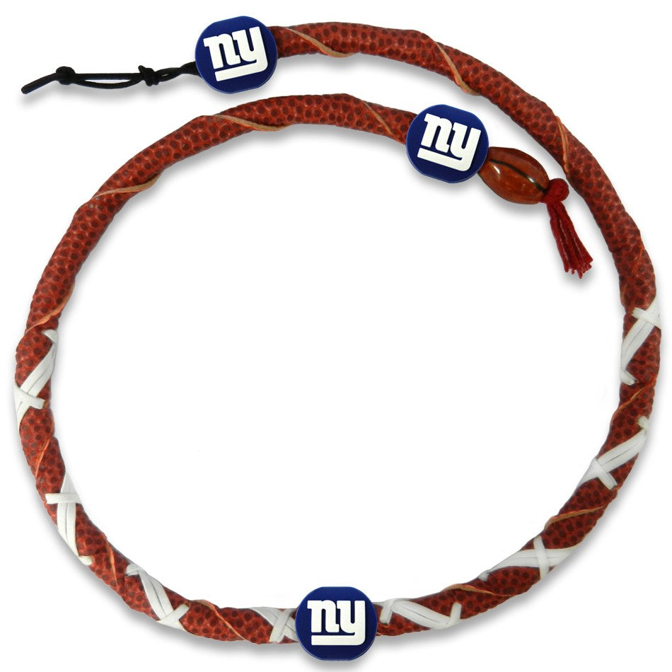 New York Giants Frozen Rope Necklace