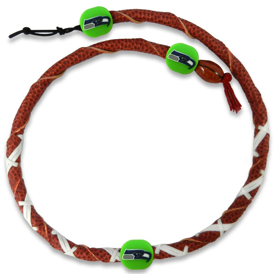 Seattle Seahawks Frozen Rope Necklace