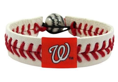 Washington Nationals Bracelet Classic