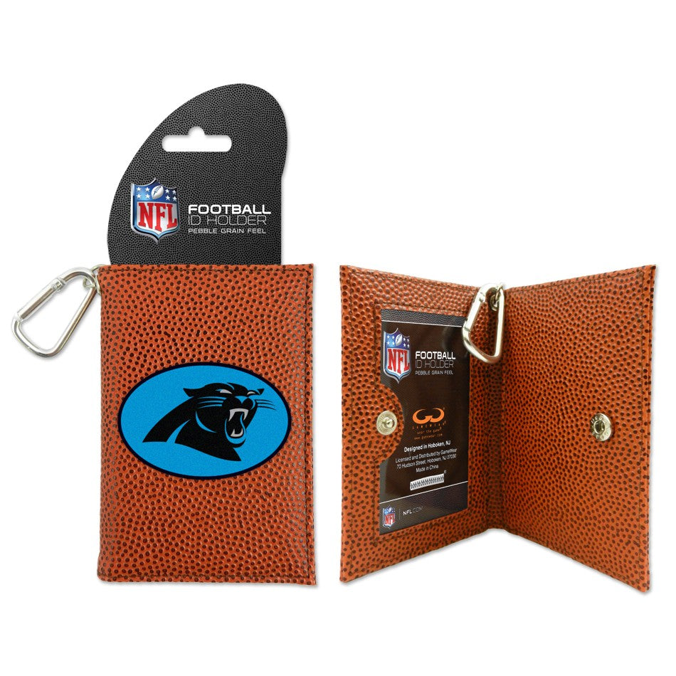 Carolina Panthers Classic ID Holder