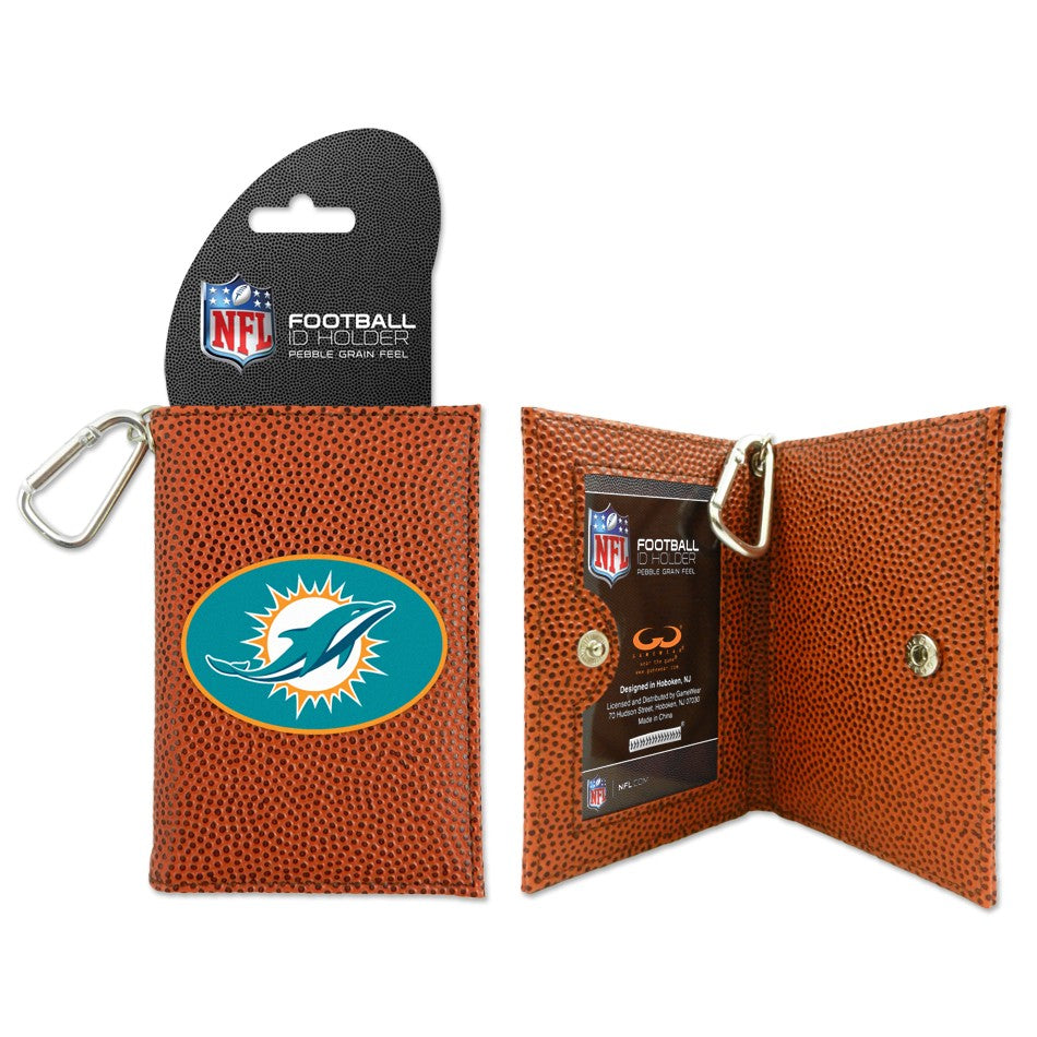 Miami Dolphins Classic ID Holder