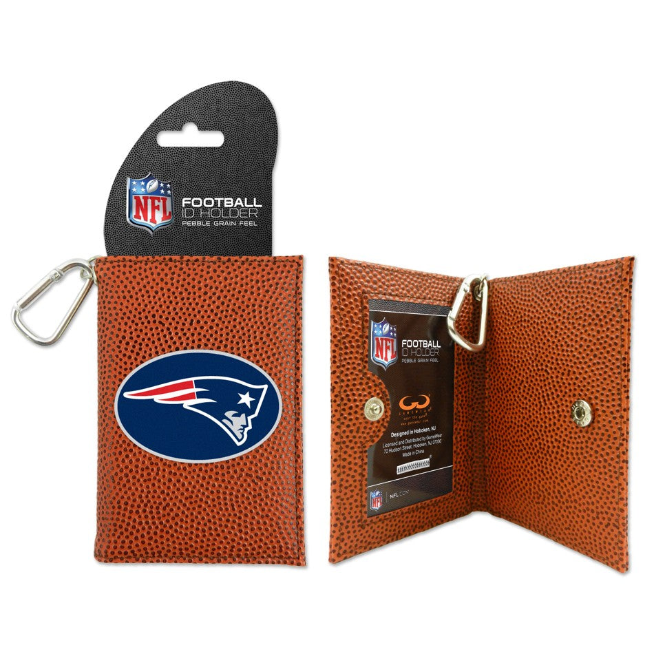 New England Patriots Classic ID Holder