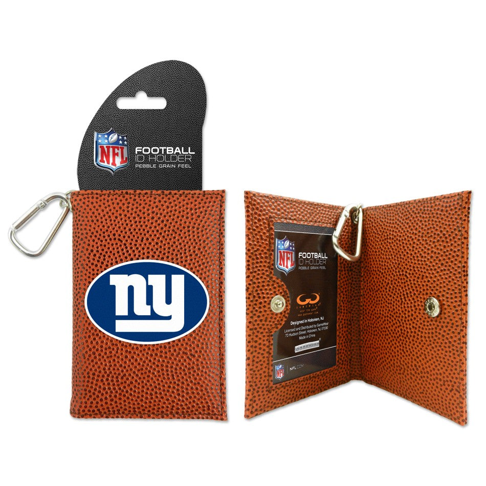 New York Giants Classic ID Holder