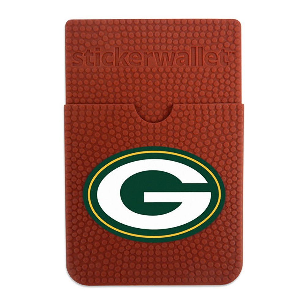 Green Bay Packers Sticker Wallet