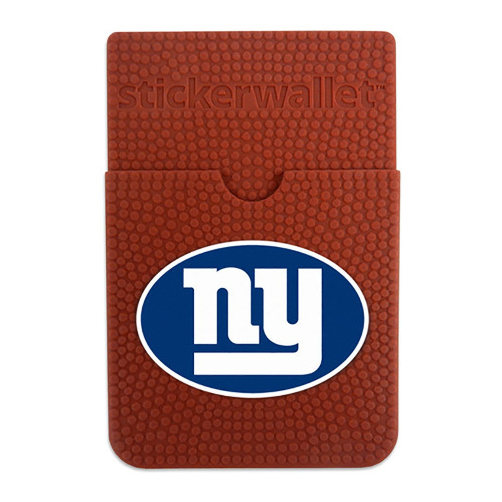 New York Giants Sticker Wallet