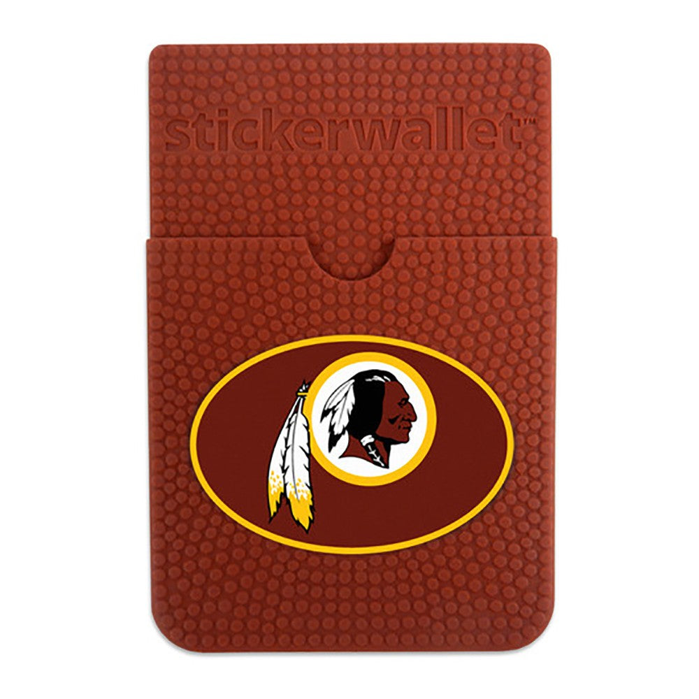 Washington Redskins Sticker Wallet