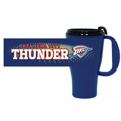 Oklahoma City Thunder Roadster Travel Mug