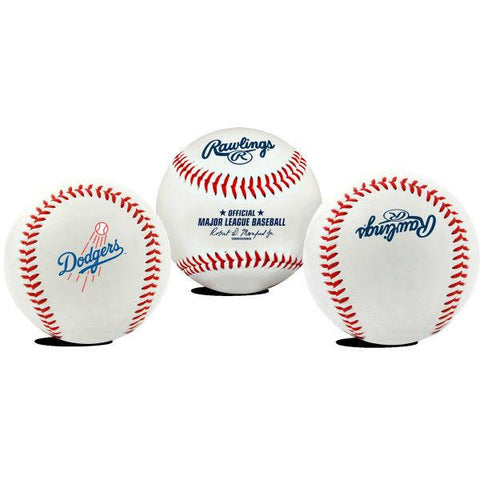 Los Angeles Dodgers Baseball with Clamshell