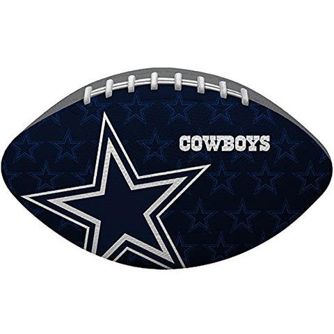 Dallas Cowboys Jr Gridrion Football