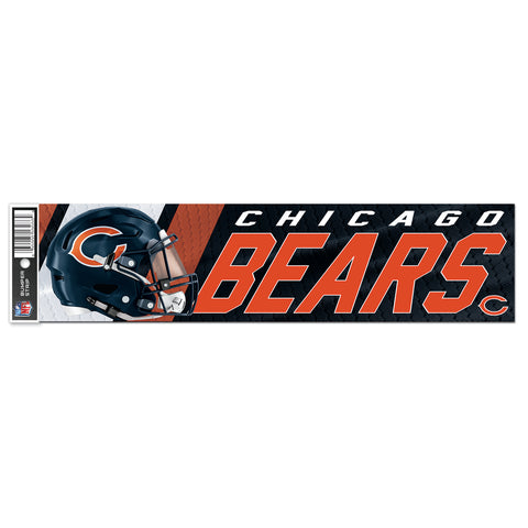 Chicago Bears Bumper Sticker