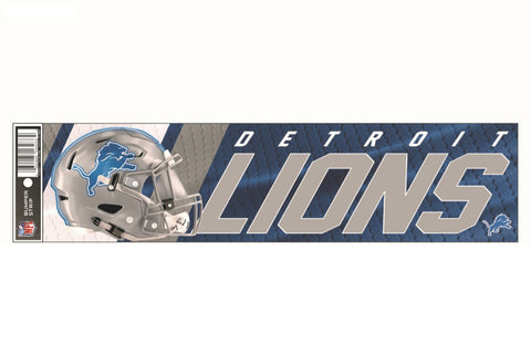 Detroit Lions Bumper Sticker