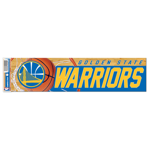 Golden State Warriors Bumper Sticker