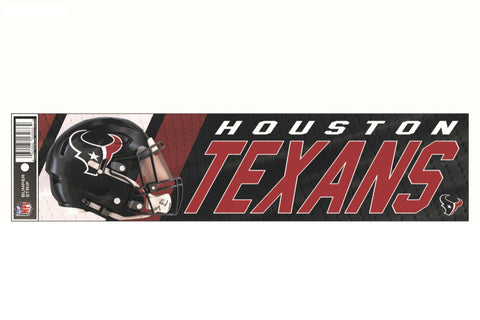 Houston Texans Bumper Sticker