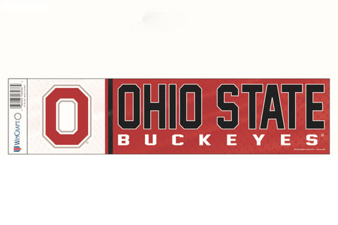 Ohio State Buckeyes Bumper Sticker