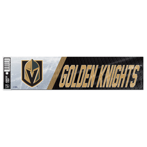 Vegas Golden Knights Bumper Sticker