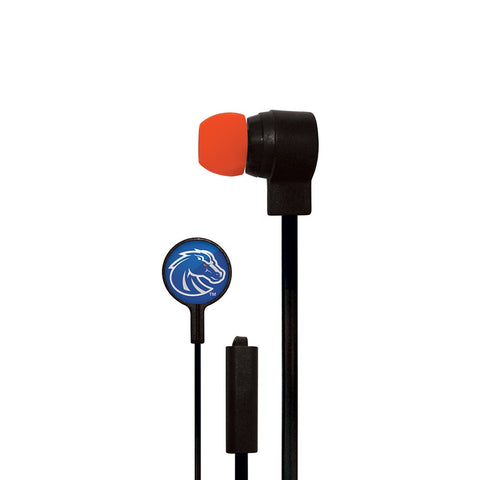 Boise State Broncos Slim Hands Free Ear Buds