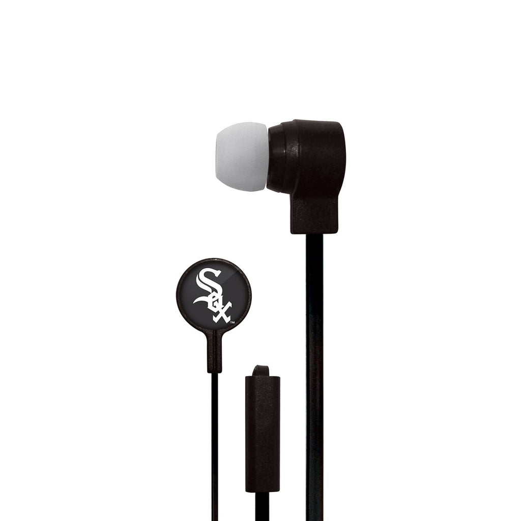 Chicago White Sox Slim Hands Free Ear Buds