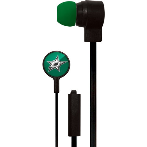 Dallas Stars Slim Hands Free Ear Buds