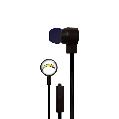 Los Angeles Chargers Slim Hands Free Ear Buds
