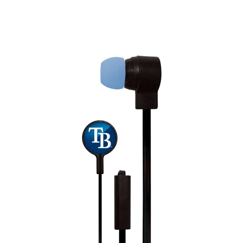 Tampa Bay Rays Slim Hands Free Ear Buds