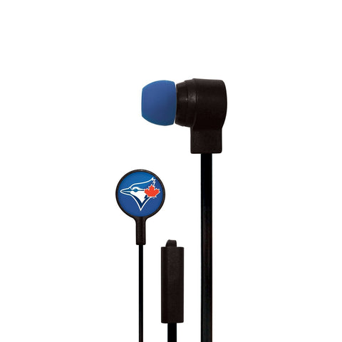 Toronto Blue Jays Slim Hands Free Ear Buds