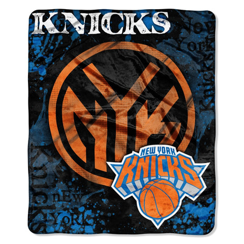 New York Knicks Dropdown Royal Plush