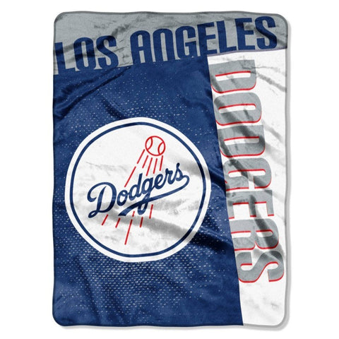 Los Angeles Dodgers Stamp Royal Plush