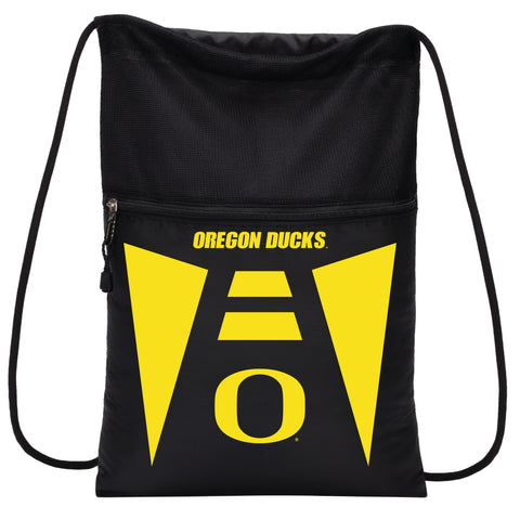 Oregon Ducks Teamtech Backsack