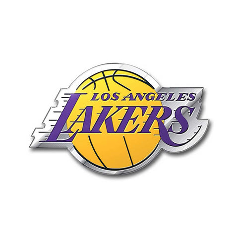 Los Angeles Lakers Auto Emblem Color