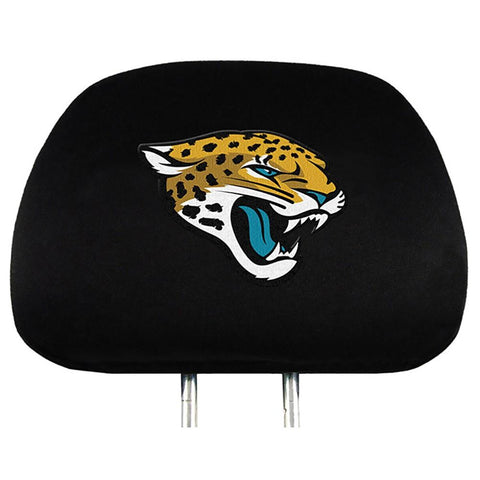 Jacksonville Jaguars Head Rest Cover
