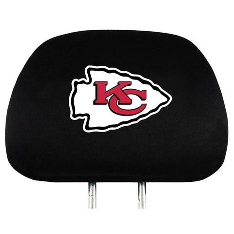 Kansas City Chiefs Headrest Cover