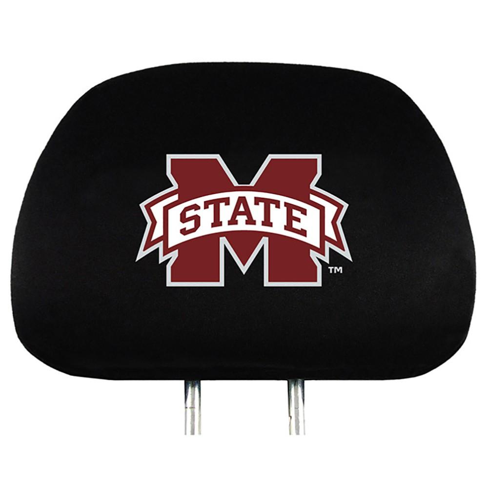 Mississippi State Bulldogs Head Rest Cover